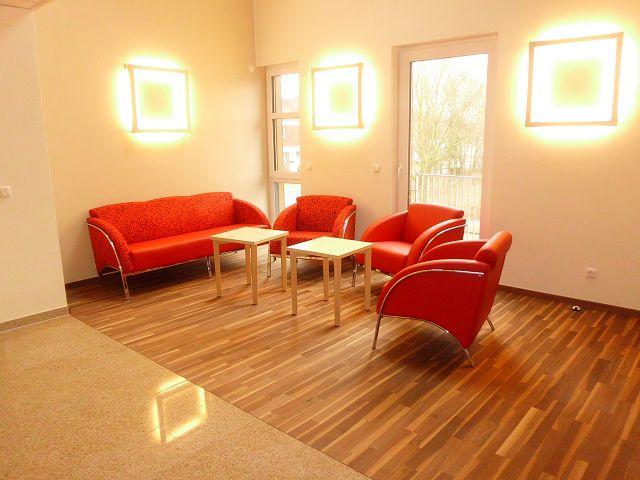 Sitzbereich Gruppe 2..