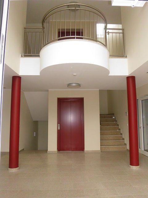 k-Eingangsbereich